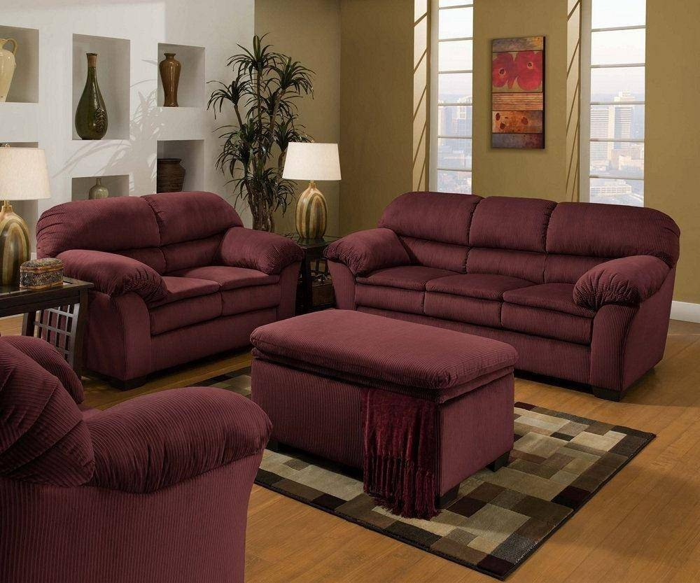 20+ Choices Of Simmons Microfiber Sofas | Sofa Ideas intended for Simmons Microfiber Sofas (Image 2 of 15)