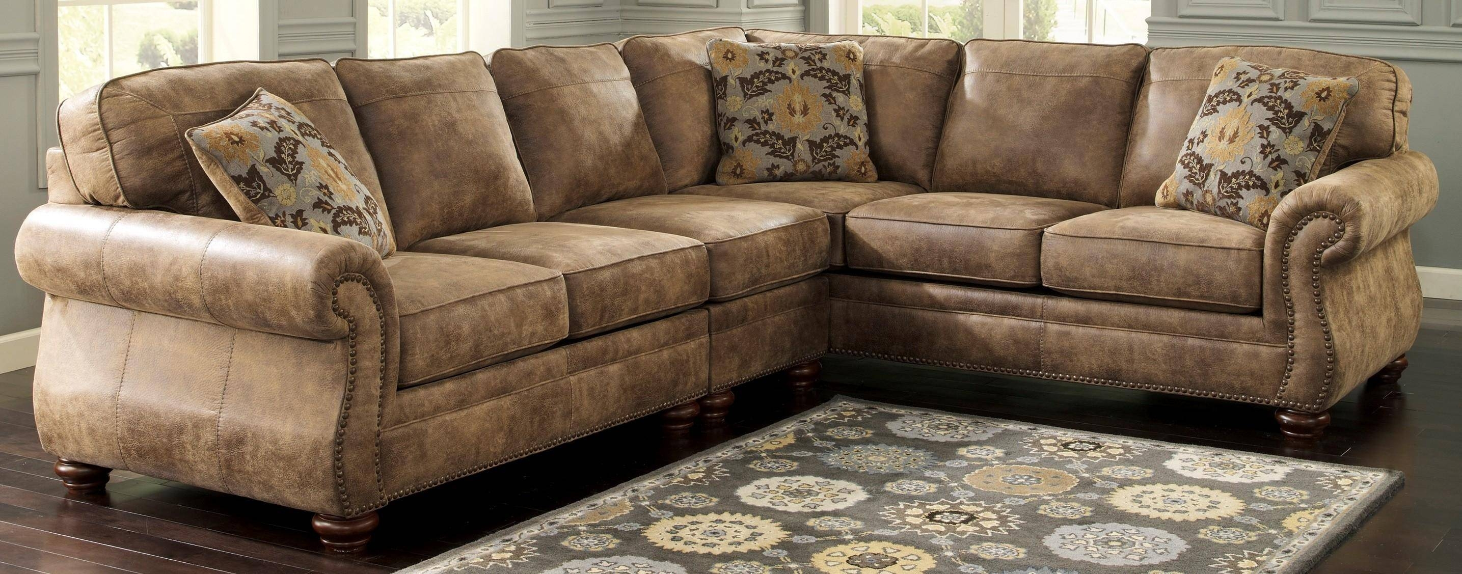 20 Collection Of Ashley Faux Leather Sectional Sofas | Sofa Ideas inside Ashley Faux Leather Sectional Sofas (Image 1 of 15)