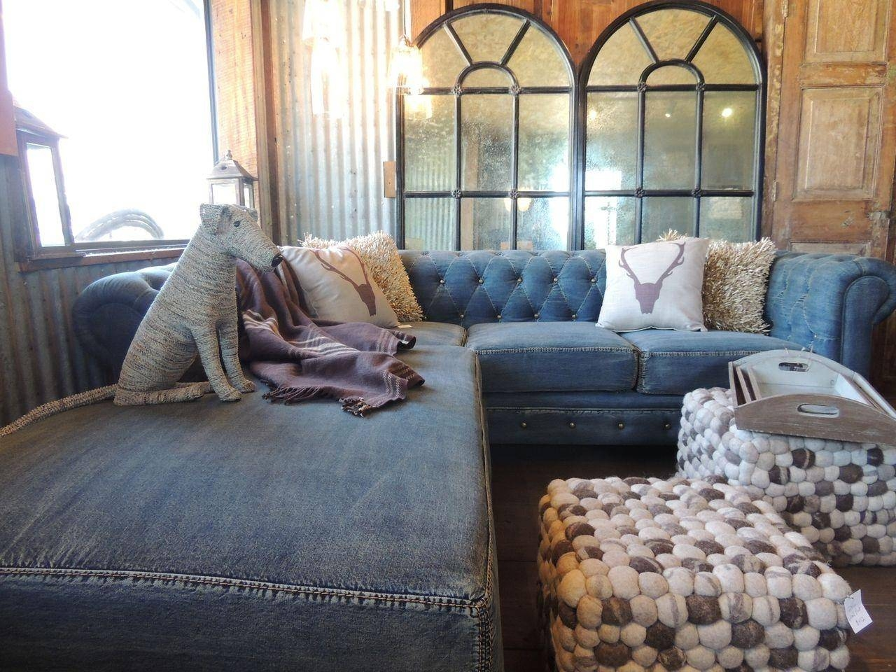 20 Collection Of Denim Sofa Slipcovers | Sofa Ideas throughout Denim Sofa Slipcovers (Image 1 of 15)