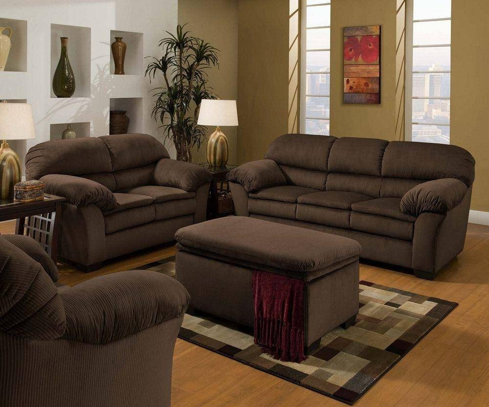 20 Collection Of Simmons Sofas And Loveseats | Sofa Ideas with regard to Brown Corduroy Sofas (Image 1 of 15)