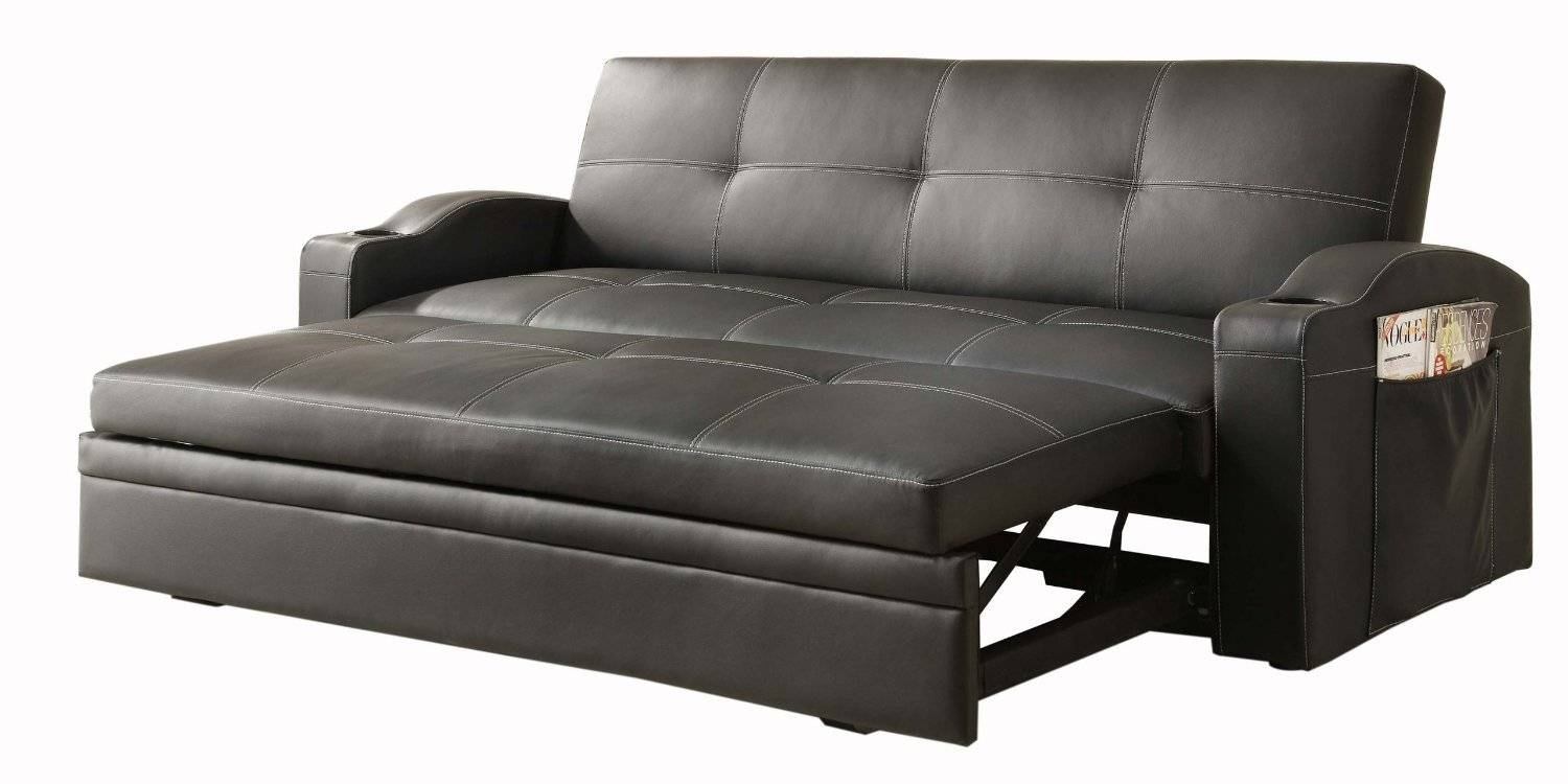 20 Ideas Of Convertible Futon Sofa Bed throughout Convertible Futon Sofa Beds (Image 1 of 15)
