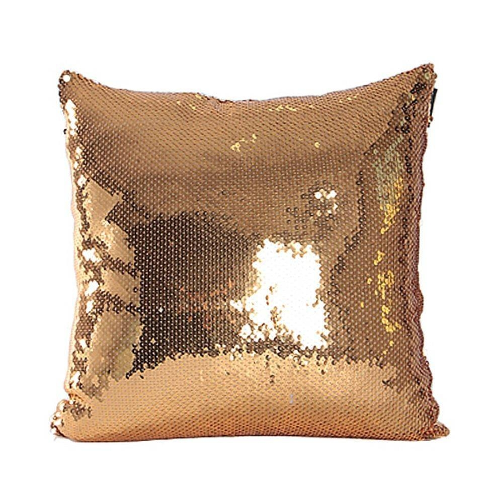 20 Ideas Of Gold Sofa Pillows | Sofa Ideas intended for Gold Sofa Pillows (Image 1 of 15)