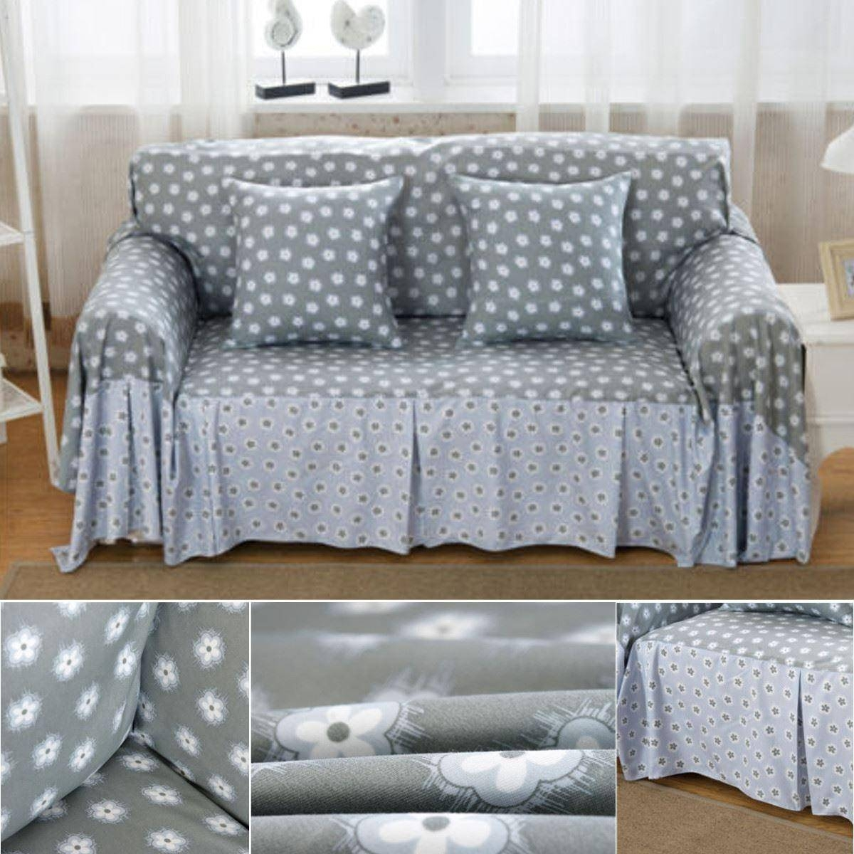 20 Inspirations 3 Piece Slipcover Sets | Sofa Ideas with regard to 3 Piece Slipcover Sets (Image 6 of 15)