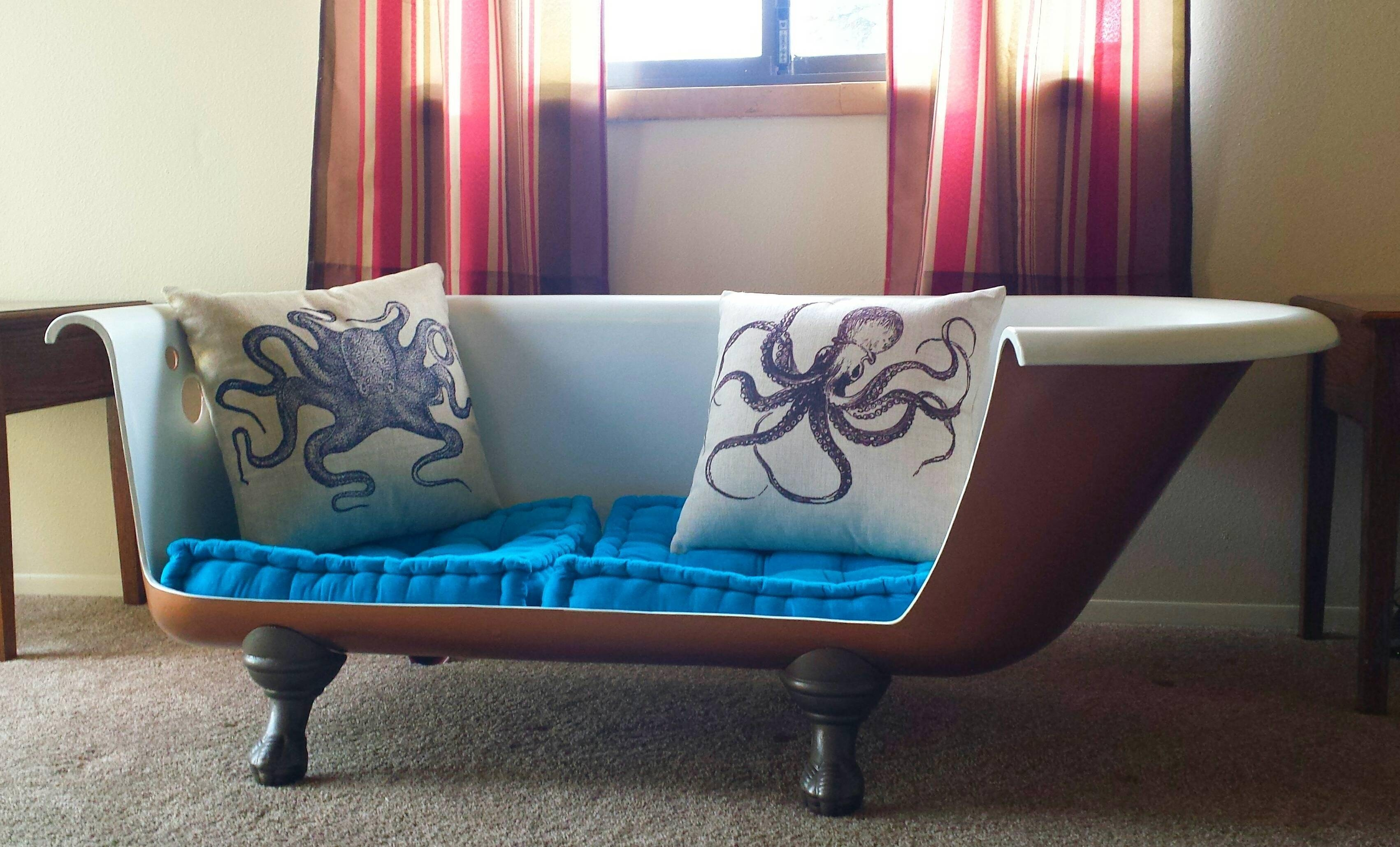 20 Inspirations Clawfoot Tub Sofas | Sofa Ideas Regarding Clawfoot Tub Sofas (Photo 2 of 15)