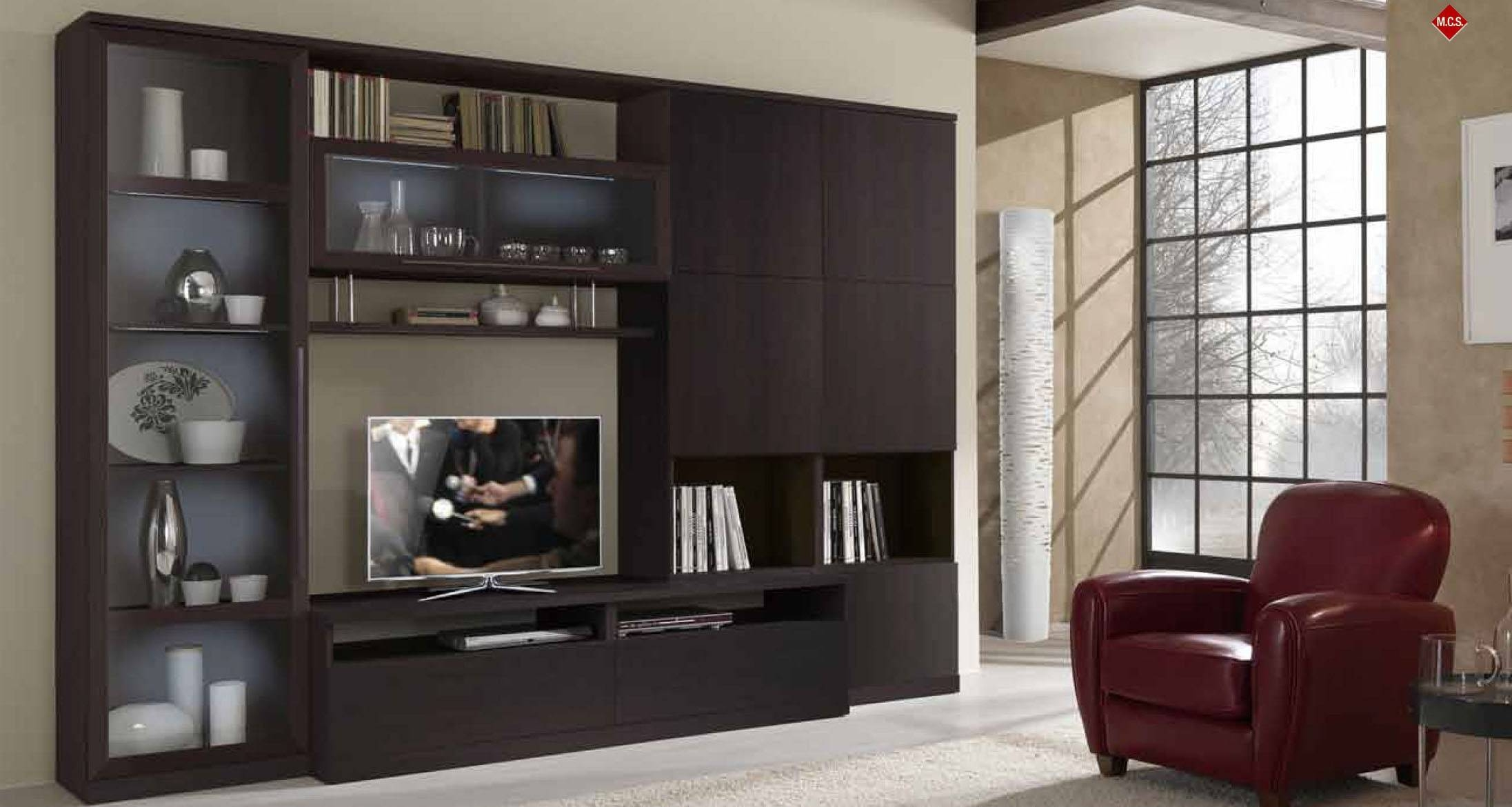 20 Modern Tv Unit Design Ideas For Bedroom & Living Room With Pictures in Living Room Tv Cabinets (Image 1 of 15)