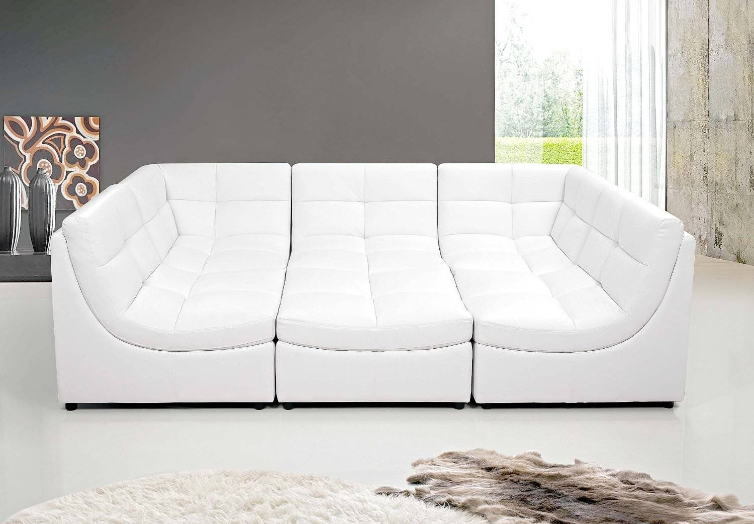 20+ Modular Sectional Sofas Designs, Ideas, Plans, Model | Design with Cloud Sectional Sofas (Image 1 of 15)
