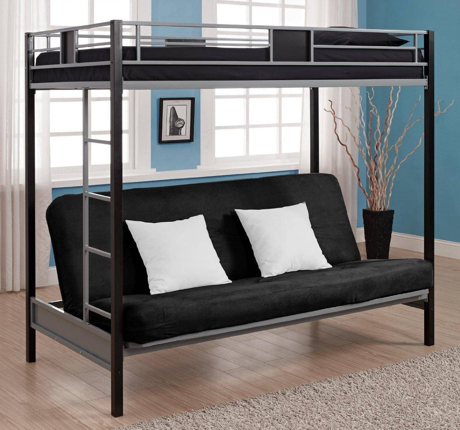 20 Photos Bunk Bed With Sofas Underneath | Sofa Ideas pertaining to Bunk Bed With Sofas Underneath (Image 1 of 15)