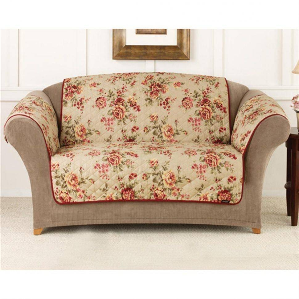 20 Photos Floral Sofas | Sofa Ideas with Floral Sofas (Image 1 of 15)