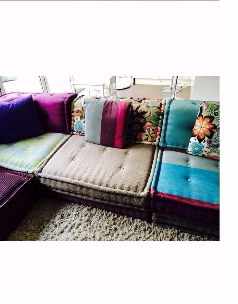 20 Photos Roche Bobois Mah Jong Sofas | Sofa Ideas regarding Mahjong Sofas (Image 1 of 15)