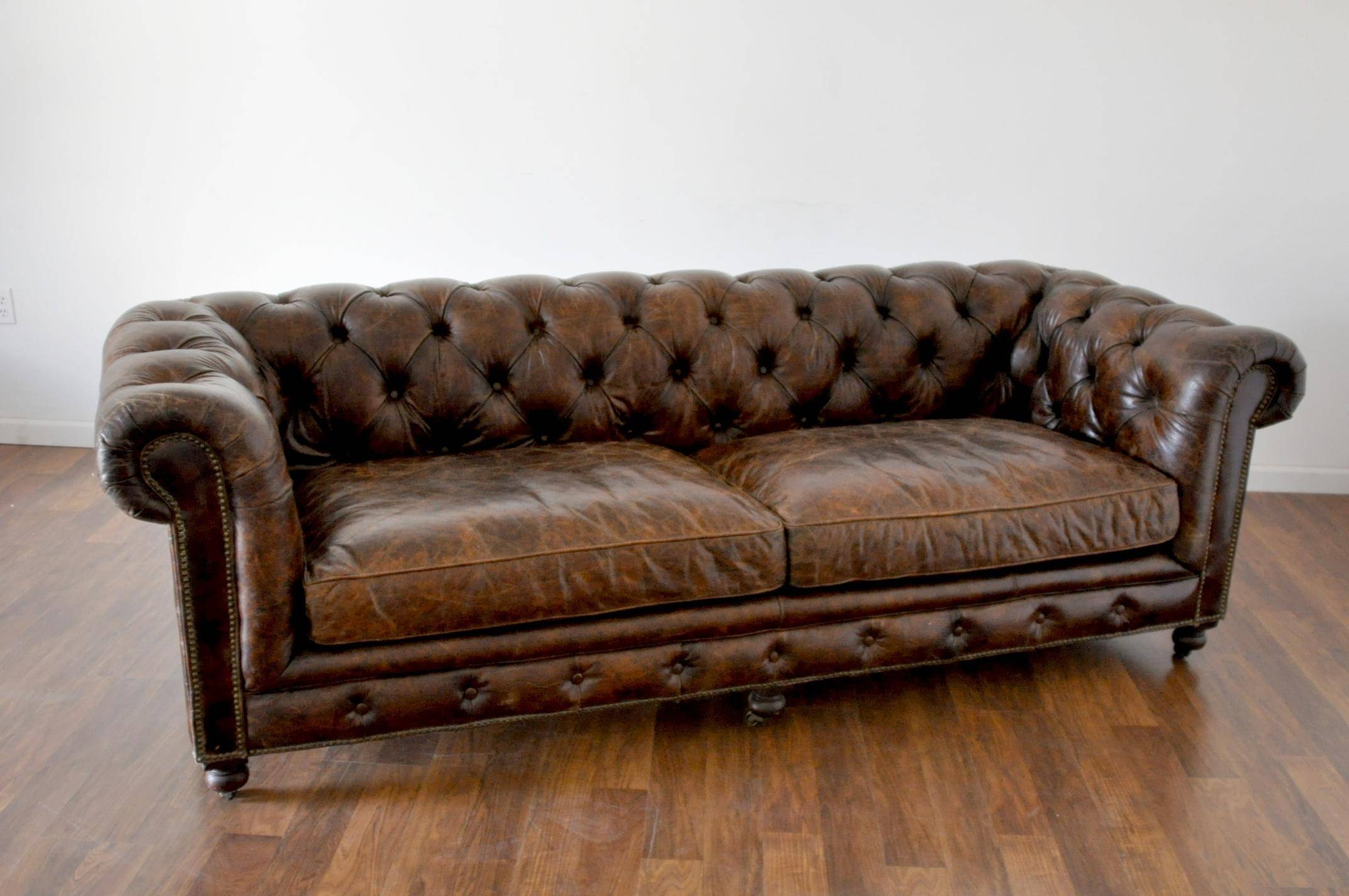 20 Top Brown Tufted Sofas | Sofa Ideas intended for Brown Tufted Sofas (Image 1 of 15)