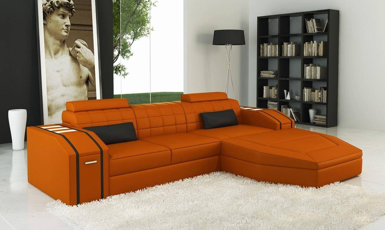 2017 Latest Burnt Orange Leather Sofas | Sofa Ideas inside Burnt Orange Leather Sofas (Image 2 of 15)
