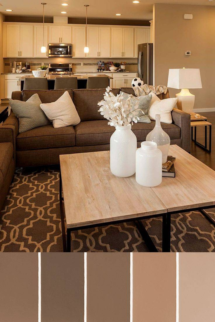 25+ Best Brown Couch Decor Ideas On Pinterest | Living Room Brown within Living Room With Brown Sofas (Image 2 of 15)
