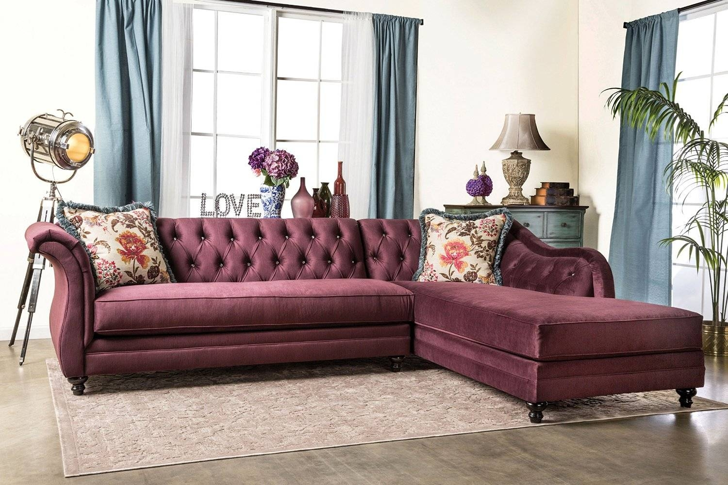 25 Best Chesterfield Sofas To Buy In 2017 Inside Purple Chesterfield Sofas  (Image 1 Of