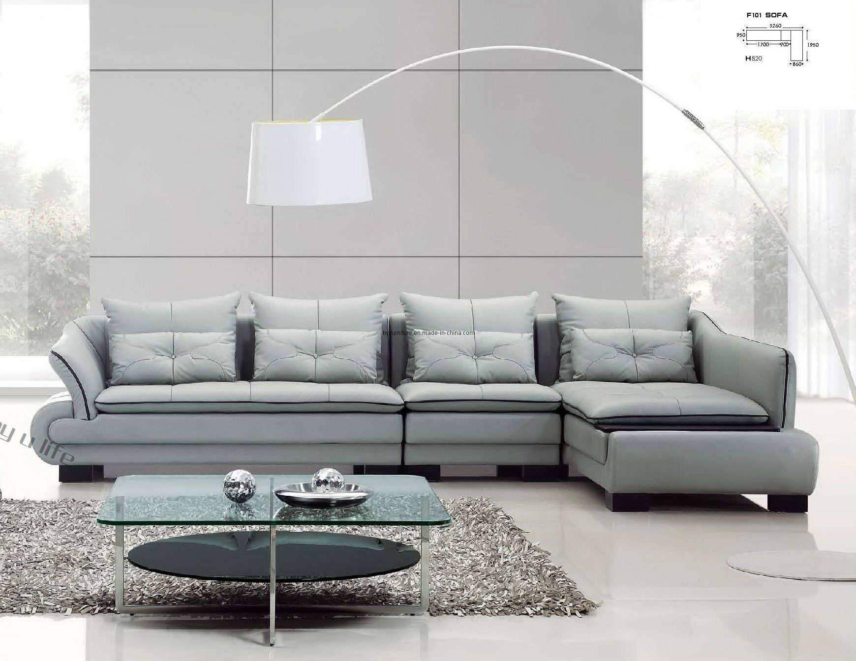 25 Latest Sofa Set Designs For Living Room Furniture Ideas - Hgnv inside Modern Sofas (Image 1 of 15)