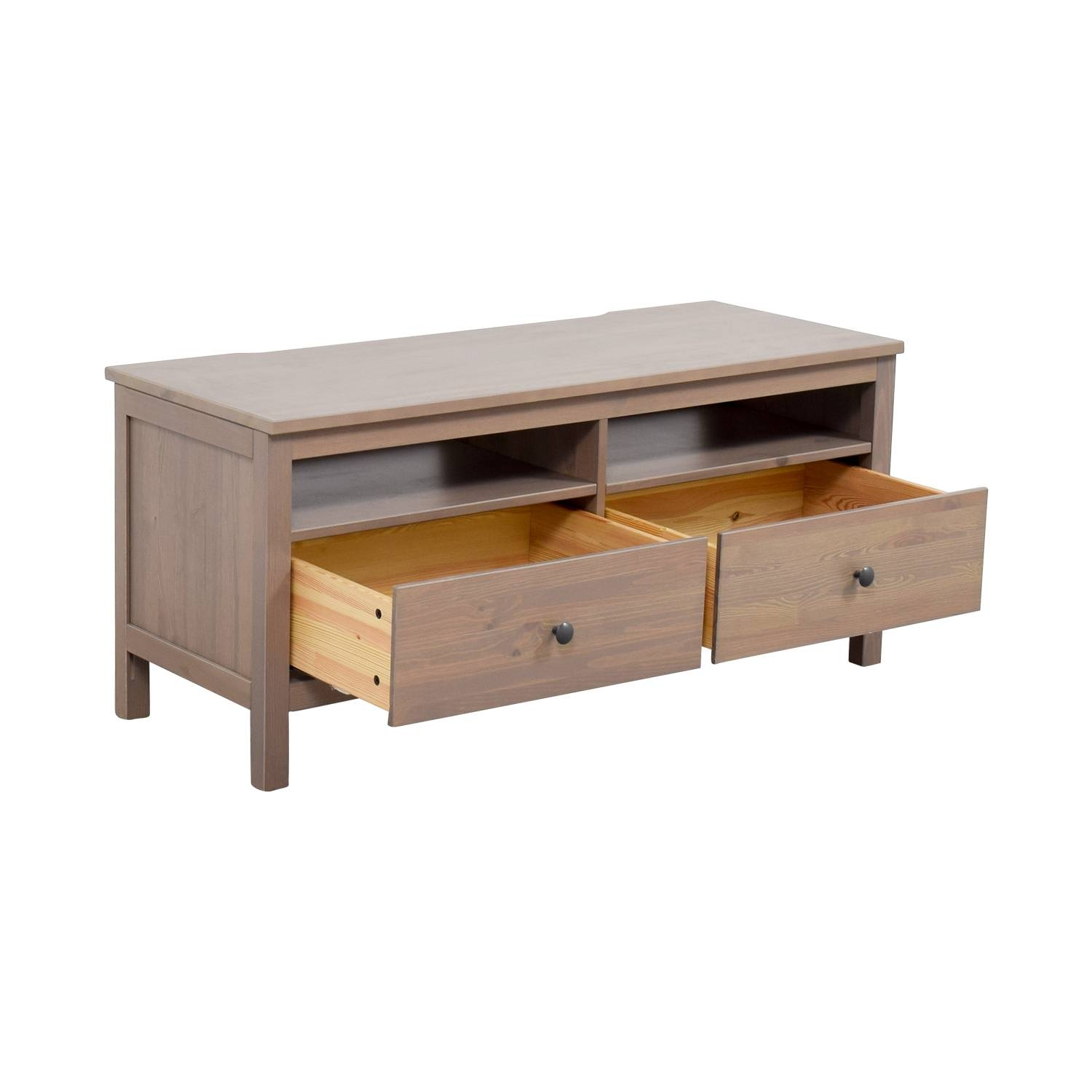 34% Off - Ikea Ikea Two-Drawer Tv Stand / Storage for Tv Drawer Units (Image 1 of 15)