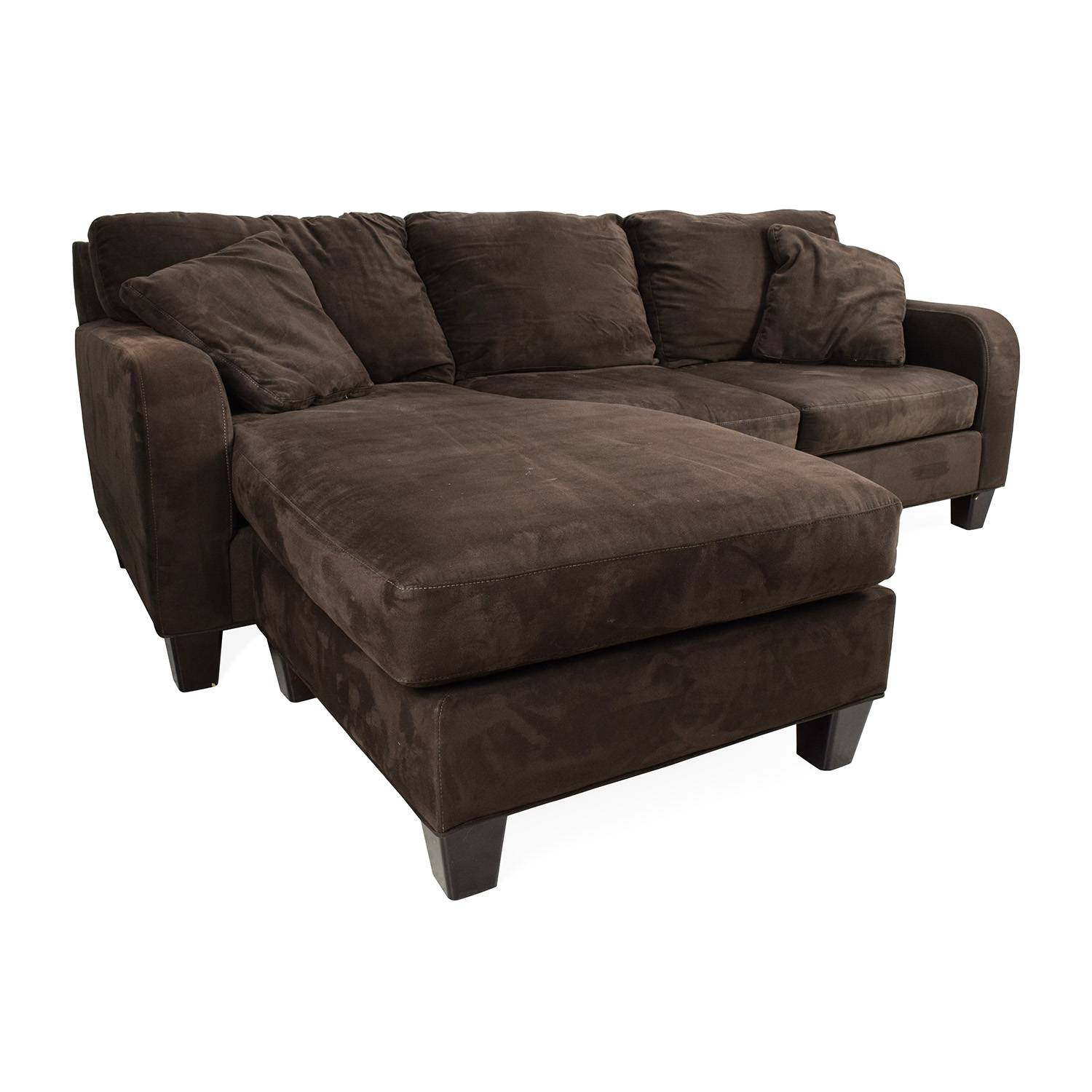 70% Off   Cindy Crawford Home Cindy Crawford Bailey Microfiber Regarding Cindy Crawford Microfiber Sofas (Photo 1 of 15)