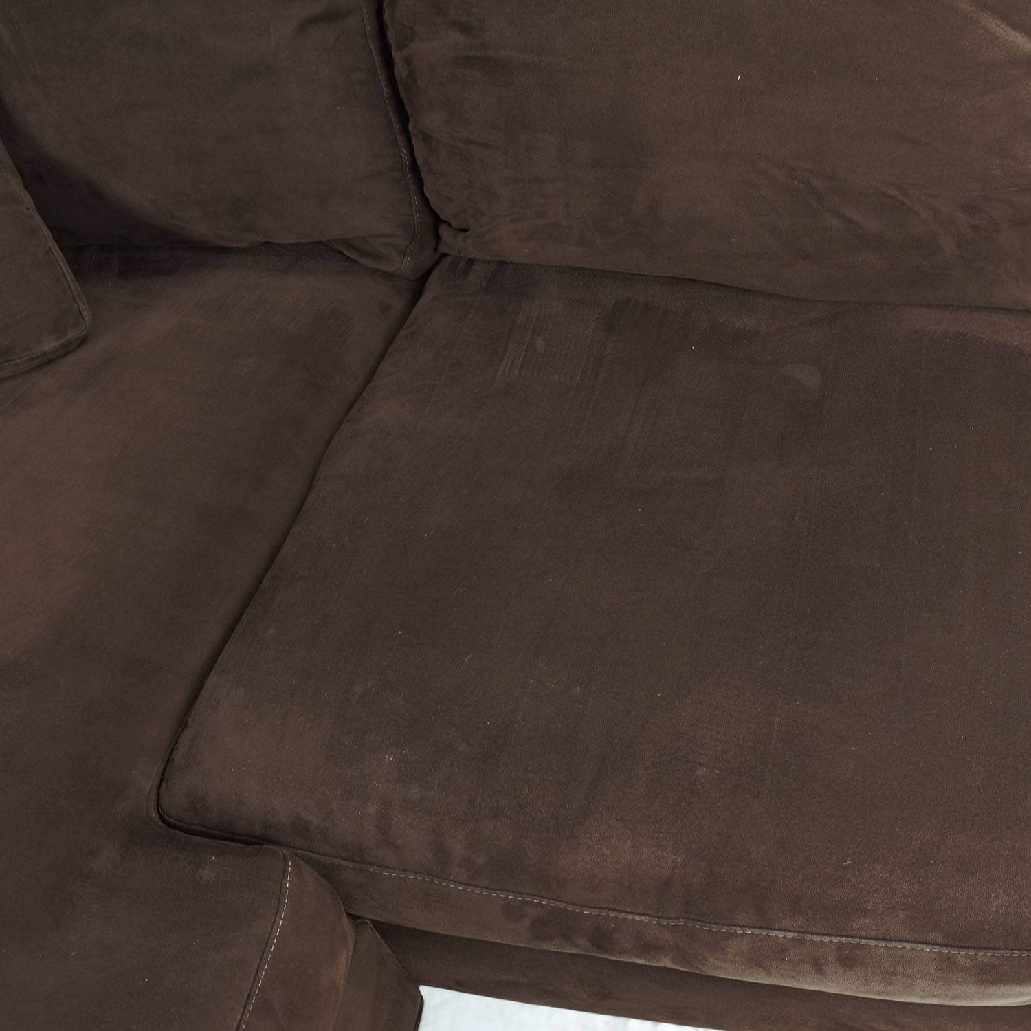 70% Off   Cindy Crawford Home Cindy Crawford Bailey Microfiber With Regard To Cindy Crawford Microfiber Sofas (Photo 6 of 15)