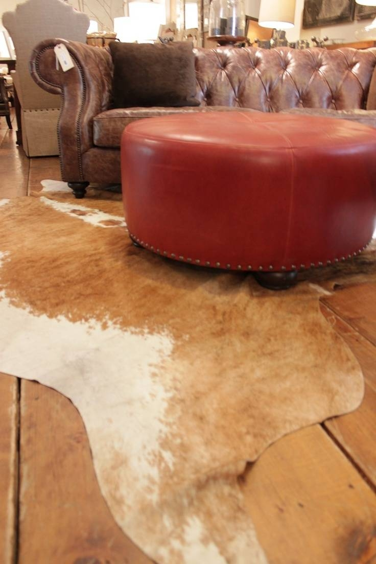 76 Best Giddy Up Images On Pinterest | Western Furniture, Cowhide Throughout Cowhide Sofas (View 3 of 15)