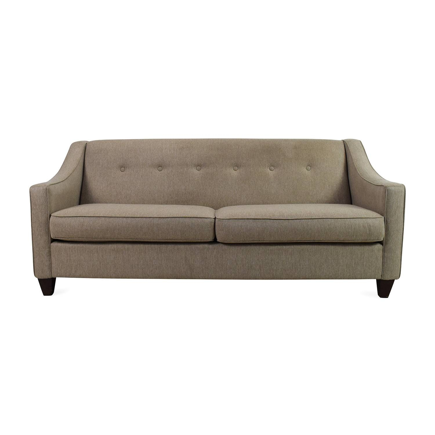 81% Off - Raymour And Flanigan Raymour & Flanigan Ashton Sofa / Sofas throughout Ashton Sofas (Image 7 of 15)