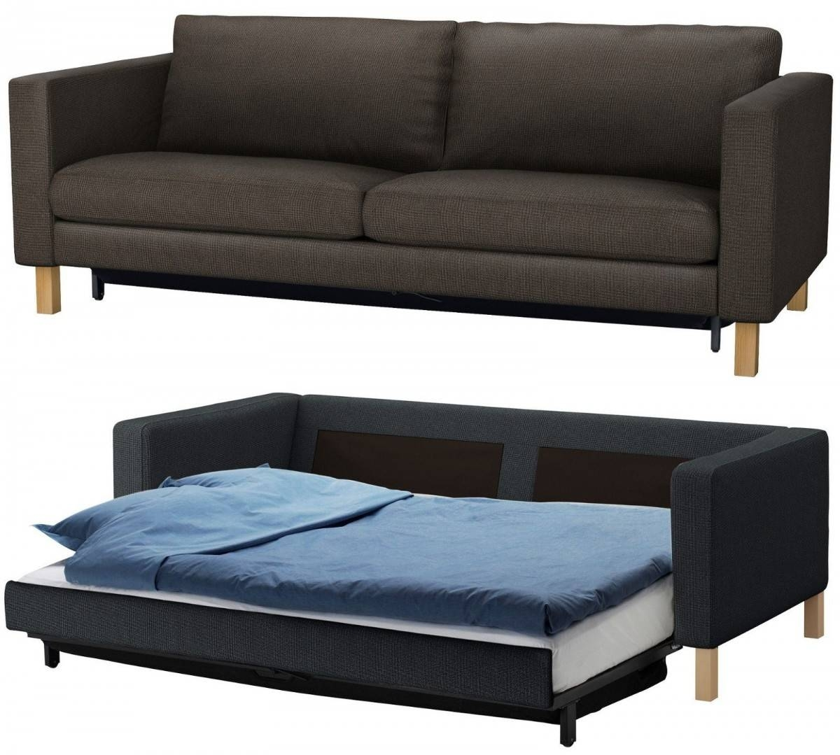 Ikea Sleeper Sofa: 15 Best Ideas Of Queen Size Convertible Sofa Beds
