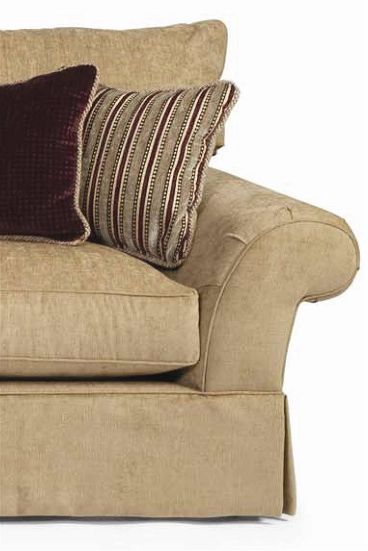 Alan White 546 Wing Chair With Caster Front Feet regarding Alan White Sofas (Image 4 of 15)