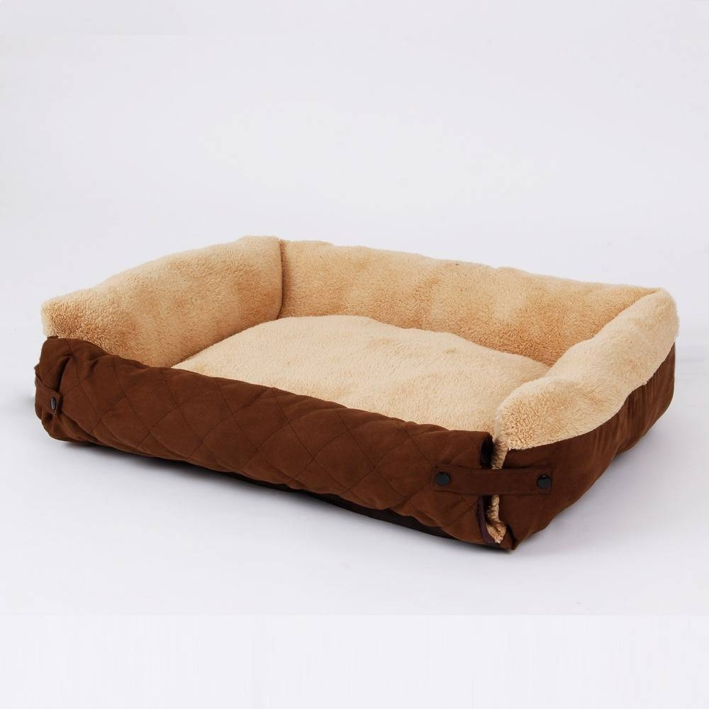 Aliexpress : Buy On Sale!!super Soft Dog Sofa Pet Cat Bed Dog with Cat Tunnel Couches (Image 1 of 15)