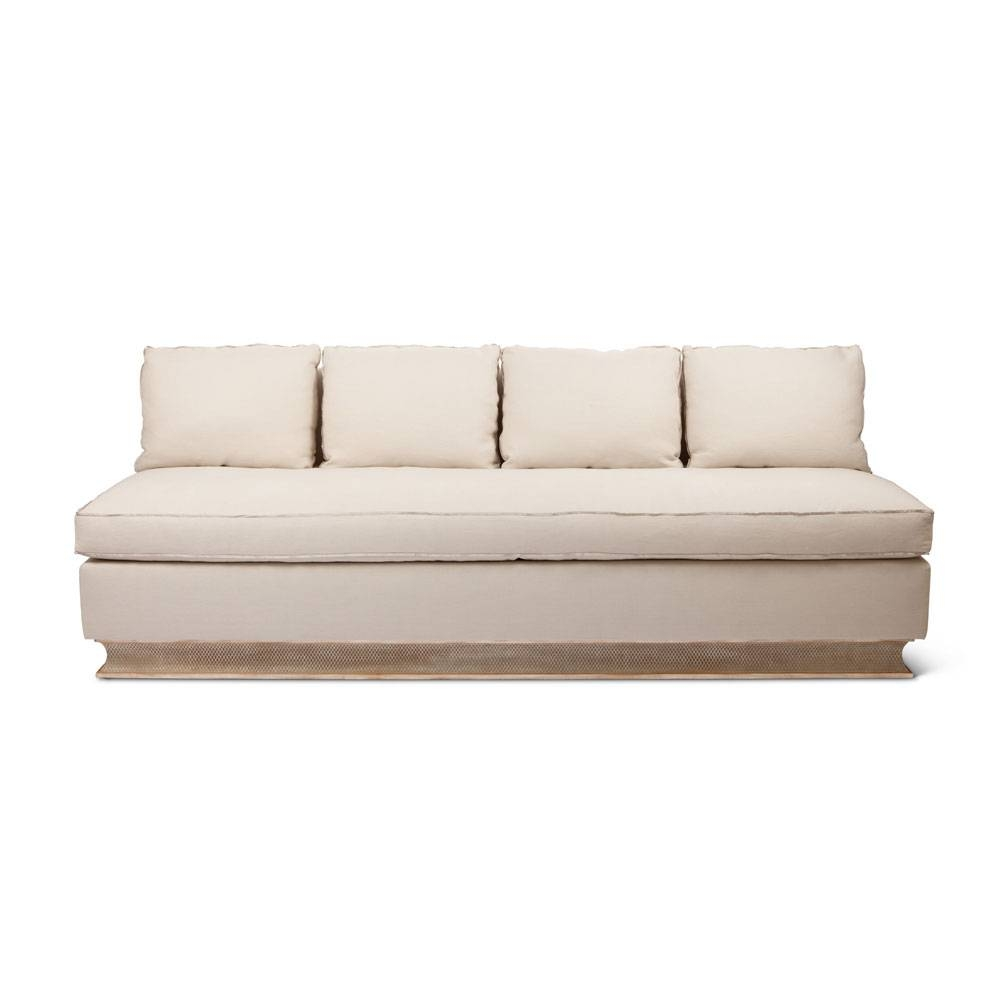 Allan Knightupholstery | Sofas And Sectionals | Seneca Banquette for Banquette Sofas (Image 1 of 15)