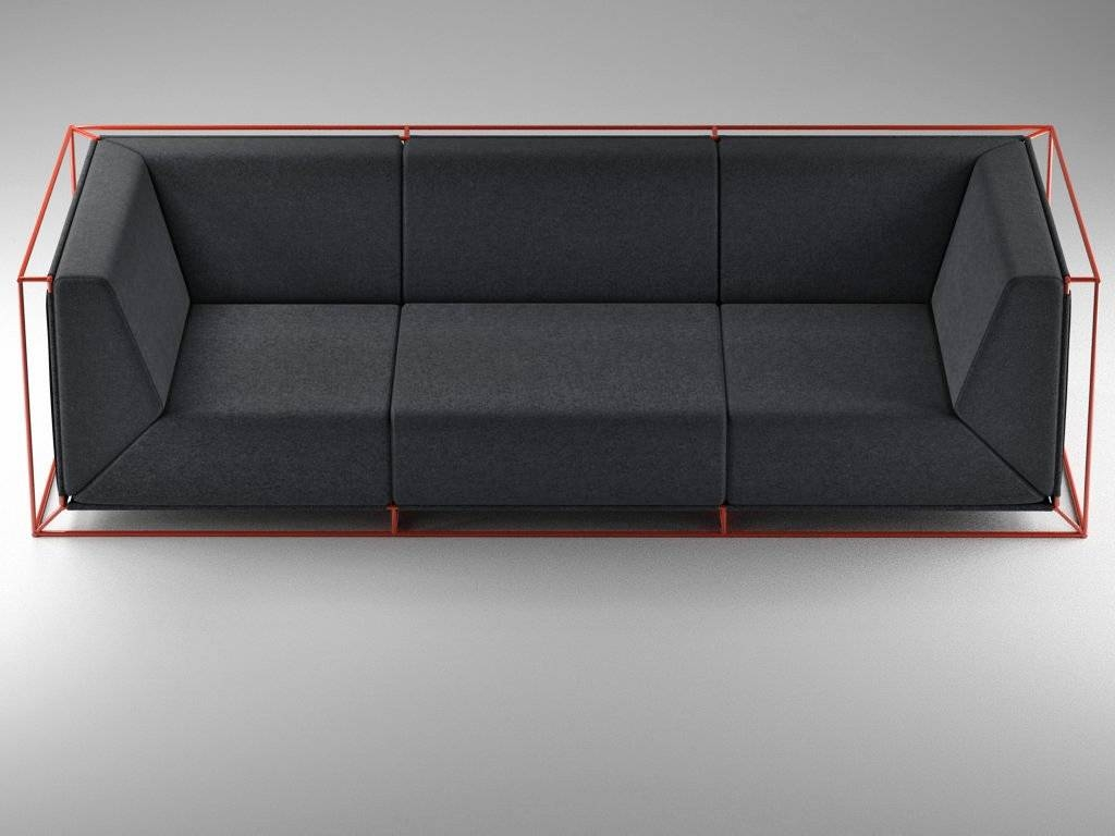 Amazing Floating Sofa 56 With Additional Living Room Sofa with Floating Sofas (Image 3 of 15)