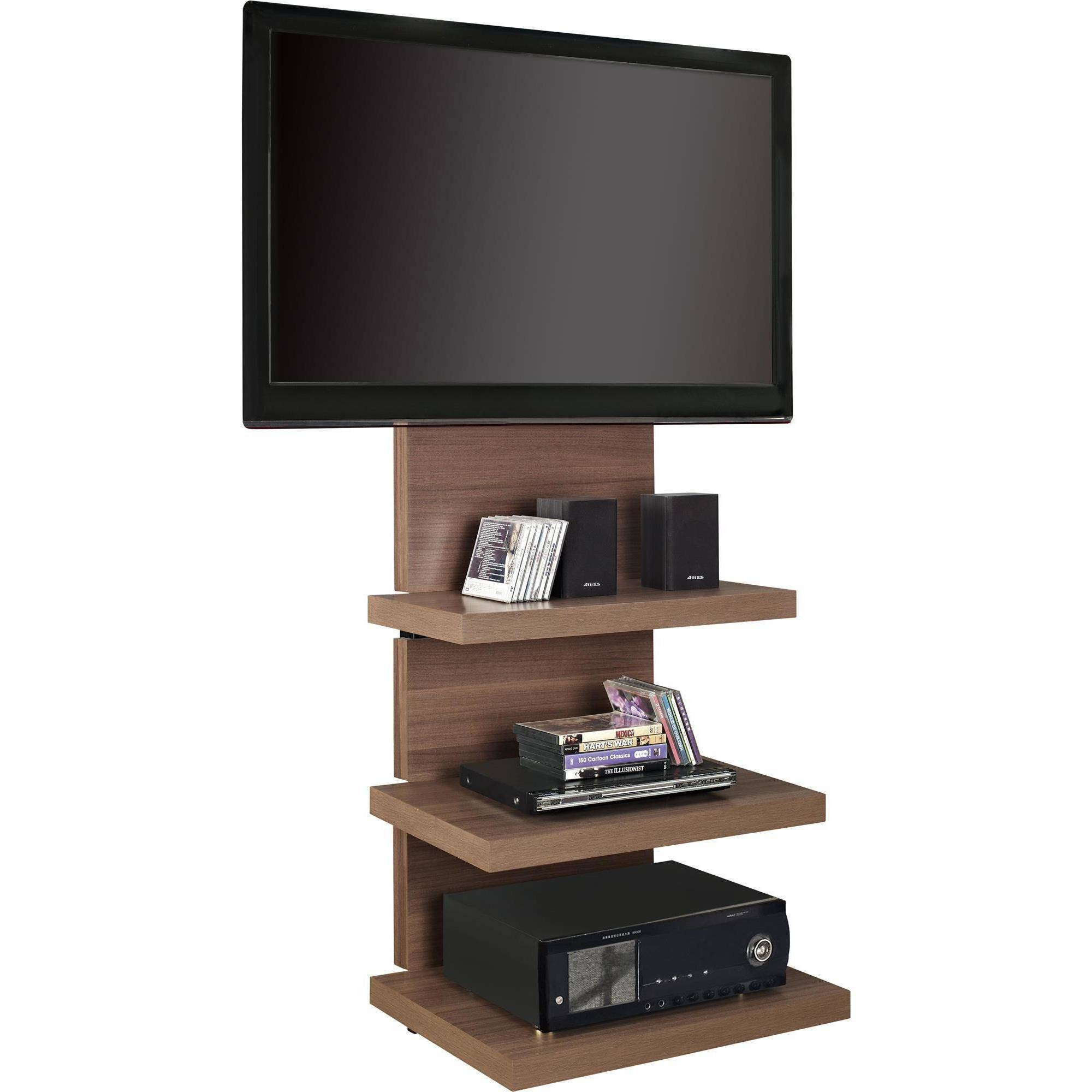 Ameriwood Home Elevation Altramount Tv Stand For Tvs Up To 60 intended for Como Tv Stands (Image 1 of 15)