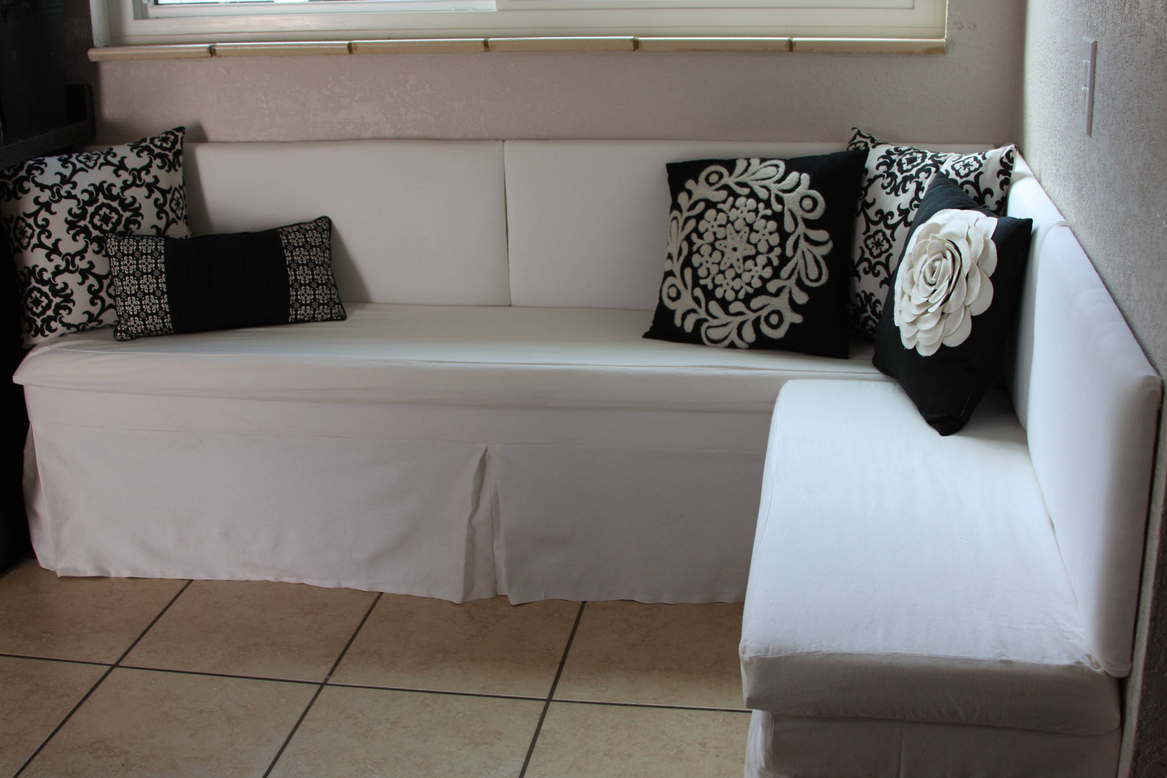 Ana White | Banquette Seating - Diy Projects for Banquette Sofas (Image 2 of 15)