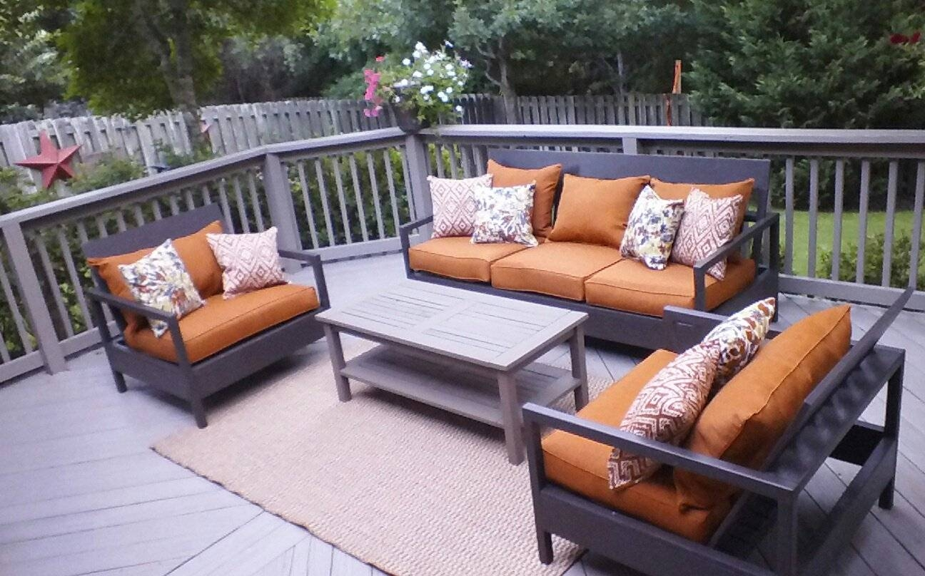 Ana White | Outdoor Patio Furniture - Diy Projects with Ana White Outdoor Sofas (Image 7 of 15)