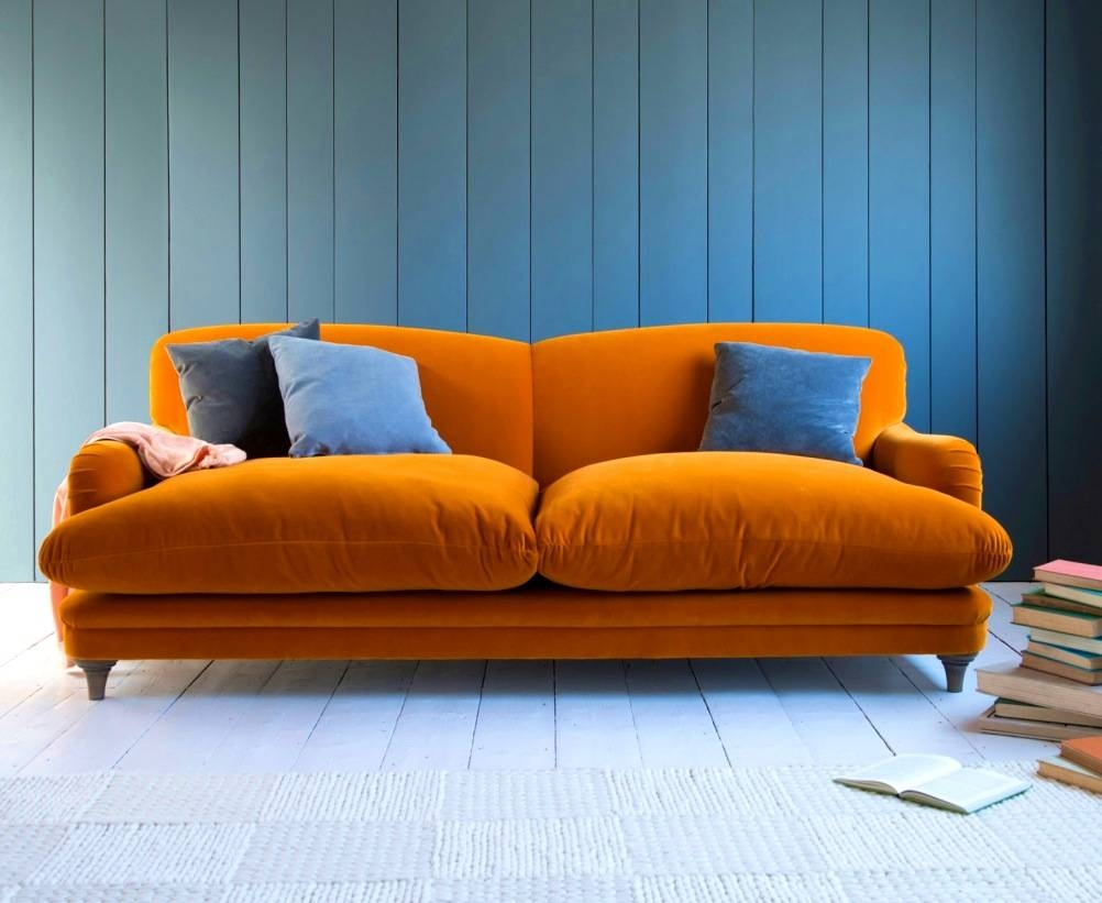 Apartments : Wonderful New Sofas From Loaf Celebrate British pertaining to Low Height Sofas (Image 2 of 15)