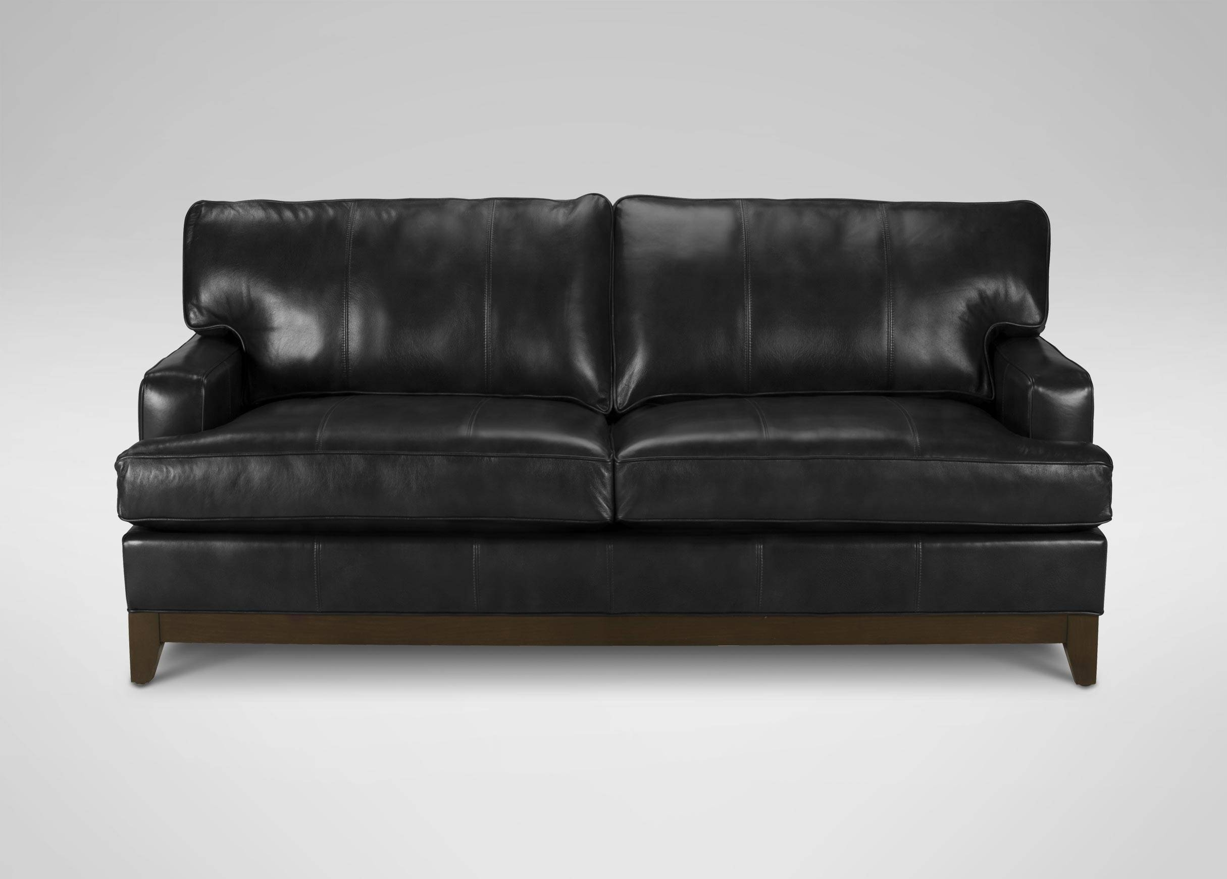 Arcata Sofa - Ethan Allen intended for Ethan Allen Chesterfield Sofas (Image 1 of 15)