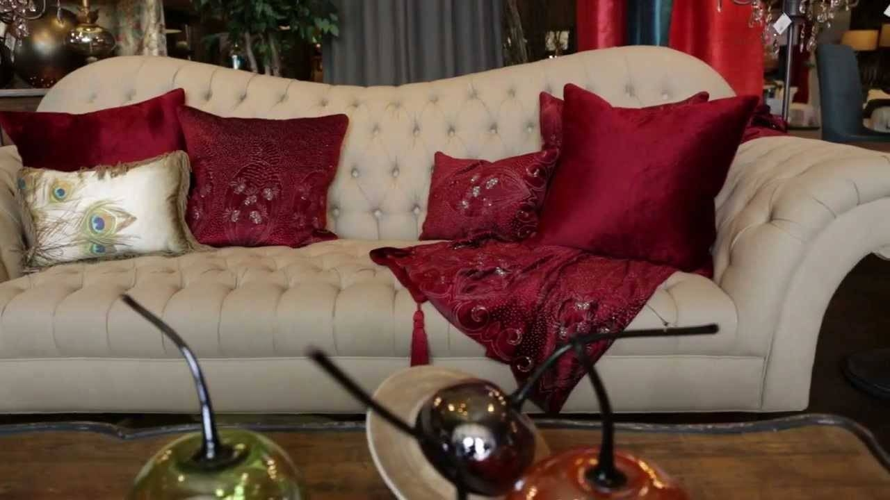 Arhaus | Furniture | The Club Sofa - Youtube pertaining to Arhaus Slipcovers (Image 1 of 15)