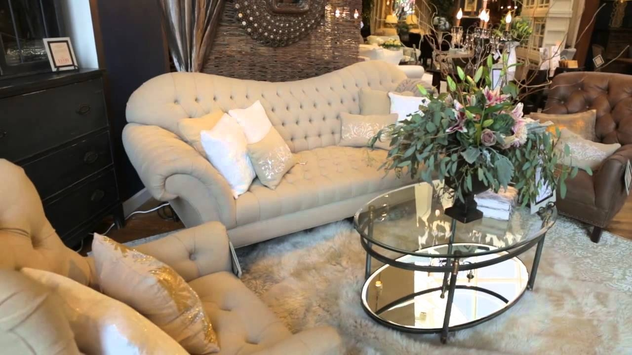 Arhaus | Upholstery | The Club Sofa - Youtube in Arhaus Club Sofas (Image 5 of 15)