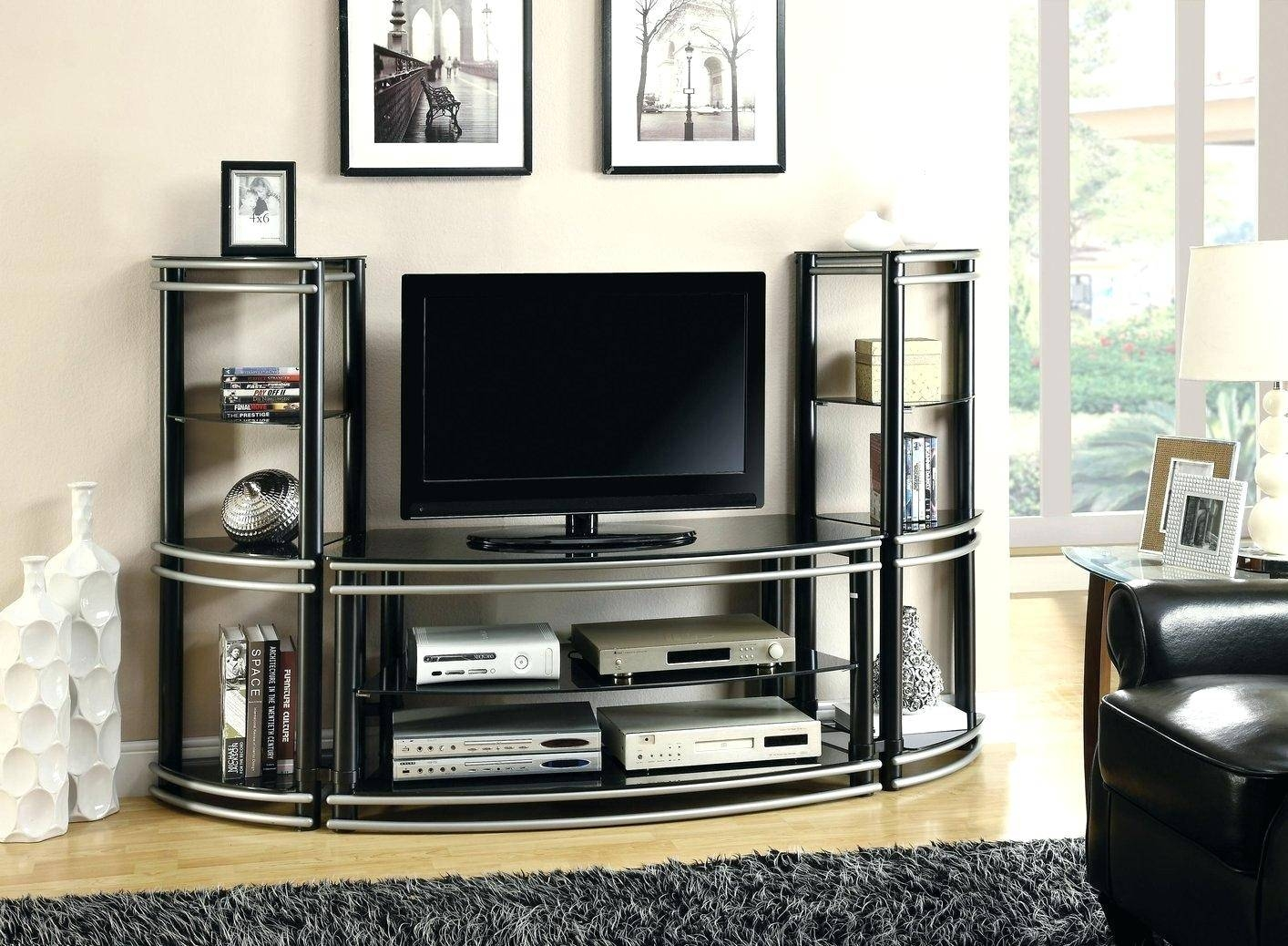 Articles With Rounded Corner Tv Stand Tag: Winsome Rounded Tv within Tv Stands With Rounded Corners (Image 1 of 15)