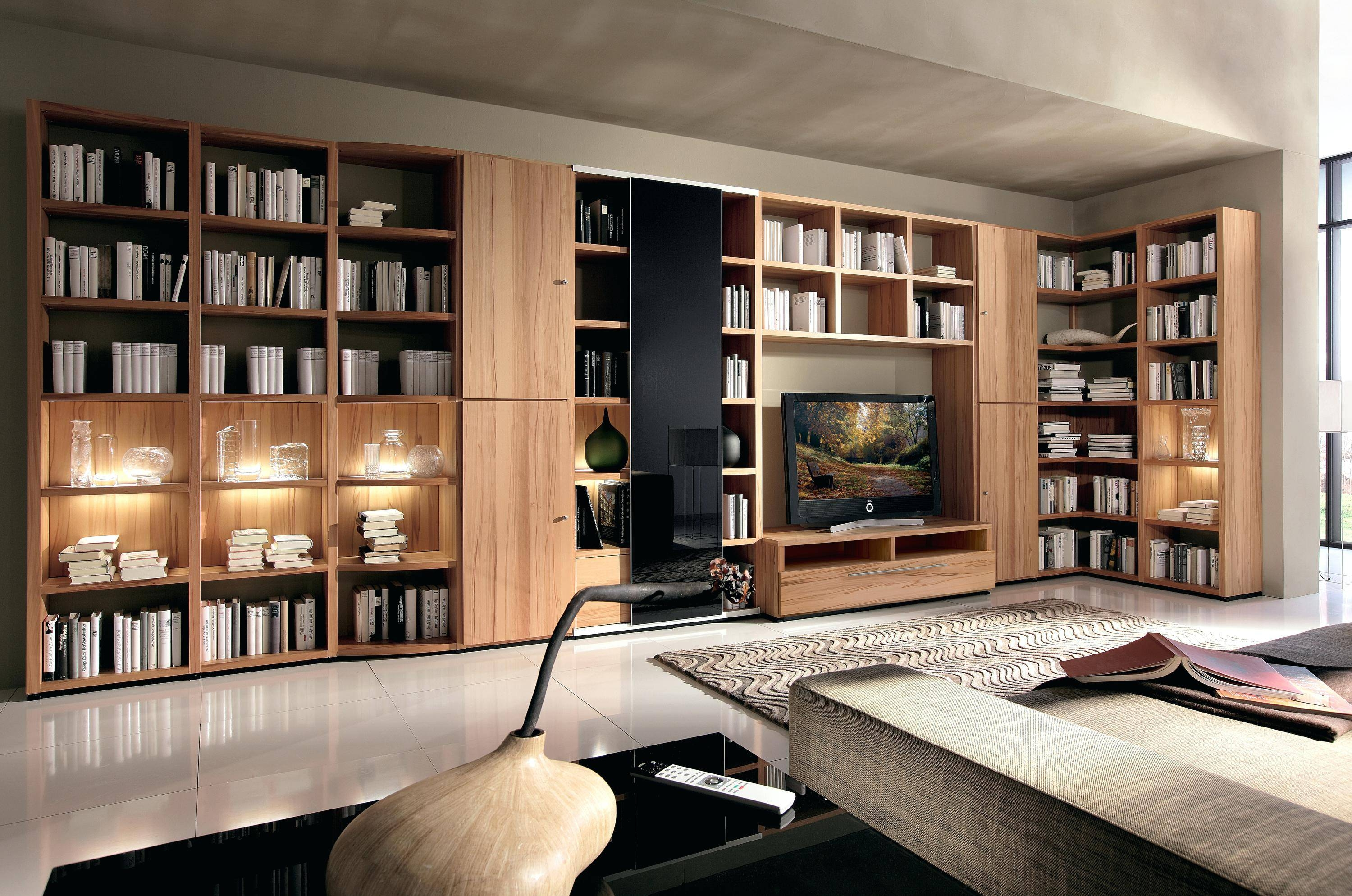 Articles With Tv Stand With Shelving Unit Tag: Ergonomic Tv Stand regarding Tv Stands With Matching Bookcases (Image 1 of 15)