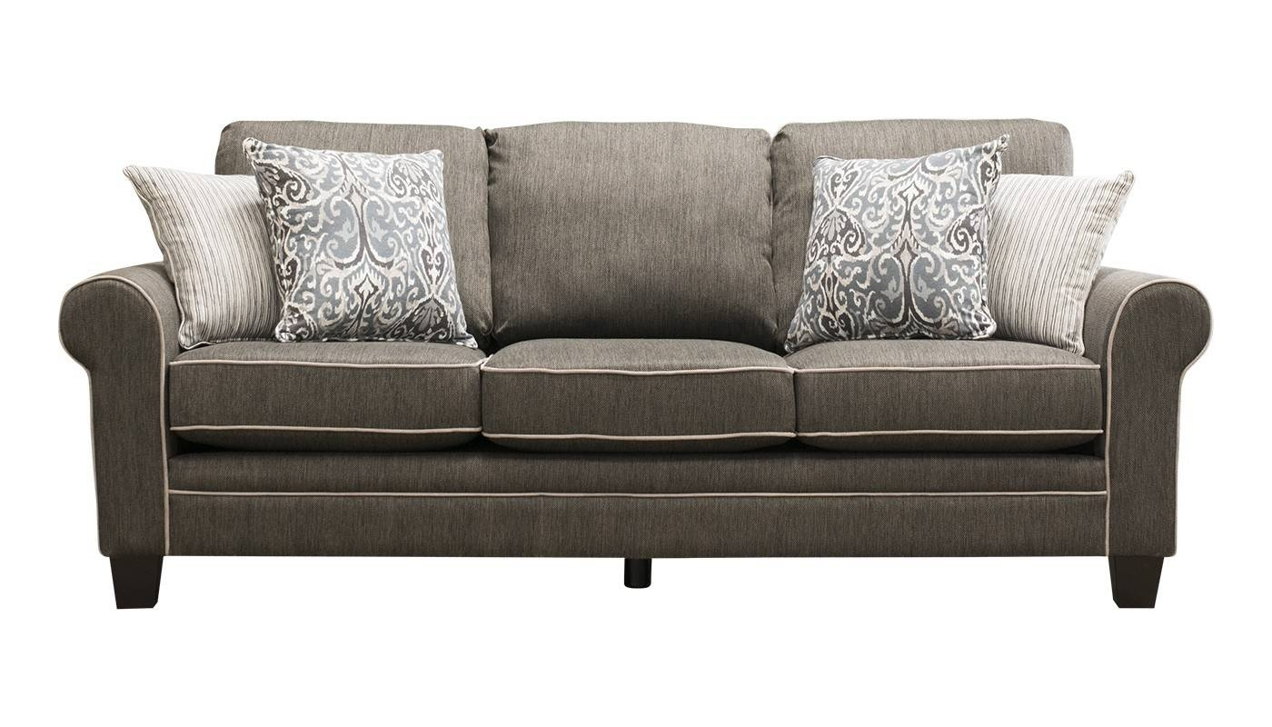 Ashton Sofa - Home Zone Furniture | Living Room within Ashton Sofas (Image 8 of 15)