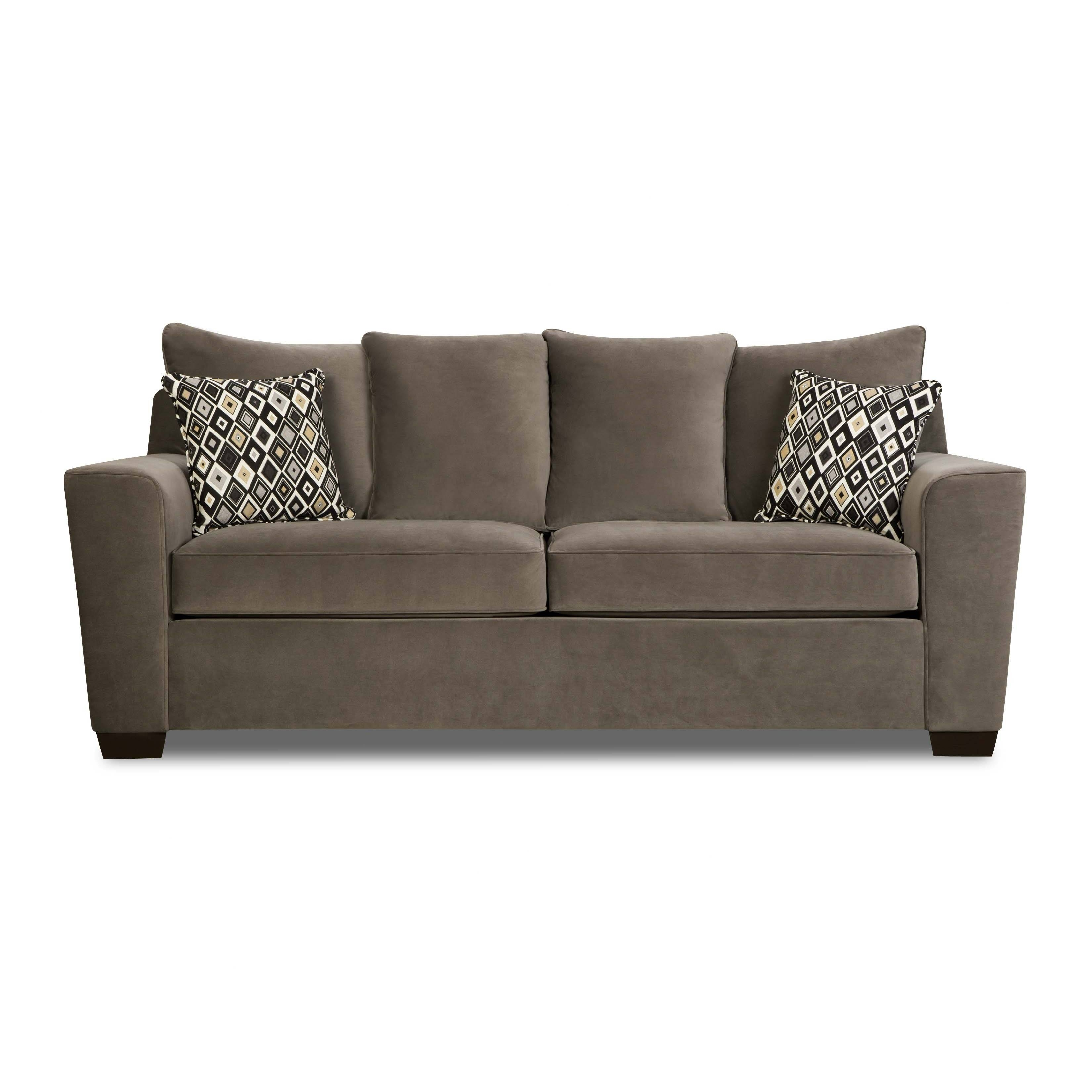 Astonishing Simmons Sleeper Sofa Queen 39 In Havertys Sleeper Sofa with regard to Simmons Sleeper Sofas (Image 1 of 15)
