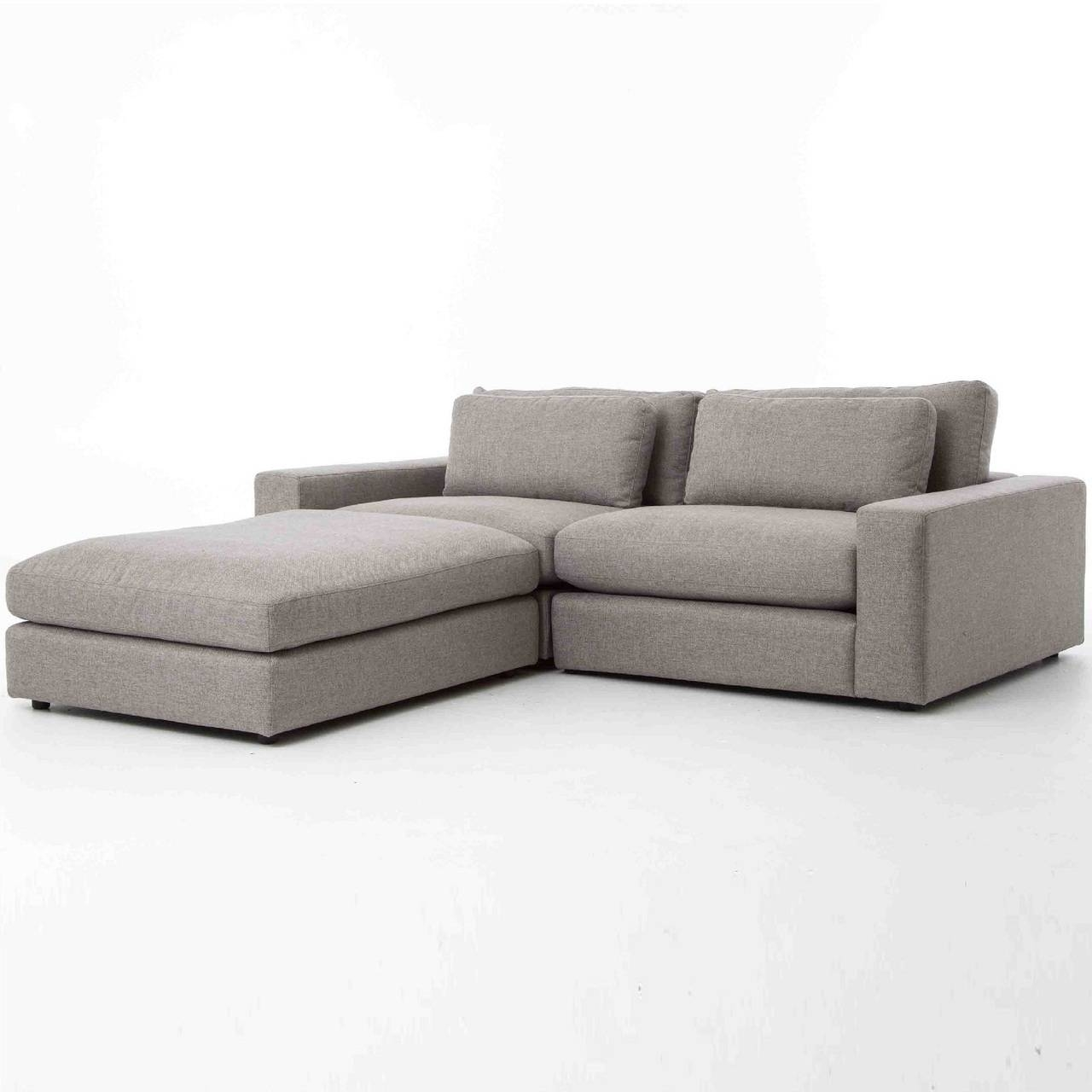 Astonishing Small Sectional Sofas Images Design Inspiration regarding Modern Small Sectional Sofas (Image 1 of 15)