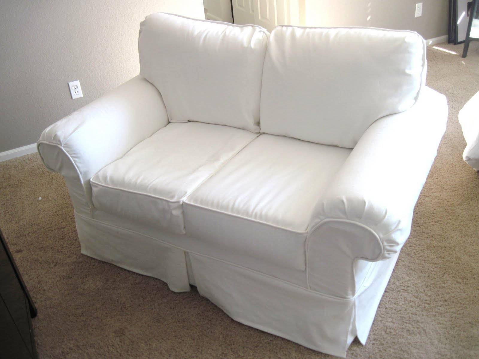 Attractive Couch Slipcovers — Steveb Interior with regard to Canvas Sofa Slipcovers (Image 2 of 15)