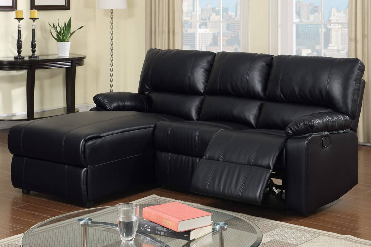 Awesome Black Leather Chaise – House Decorations And Furniture For Black Leather Chaise Sofas (View 10 of 15)