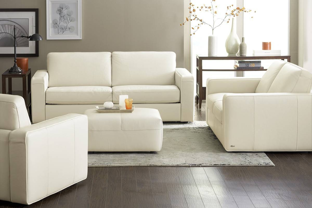 B 764 Leather Sofa Bed, Natuzzi Editions - Neo Furniture in Natuzzi Sleeper Sofas (Image 1 of 15)