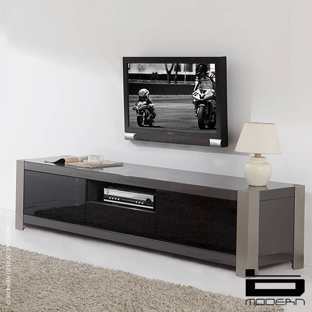 B-Modern Coordinator, Grey & Tv Stands | Metropolitandecor within Grey Tv Stands (Image 2 of 15)