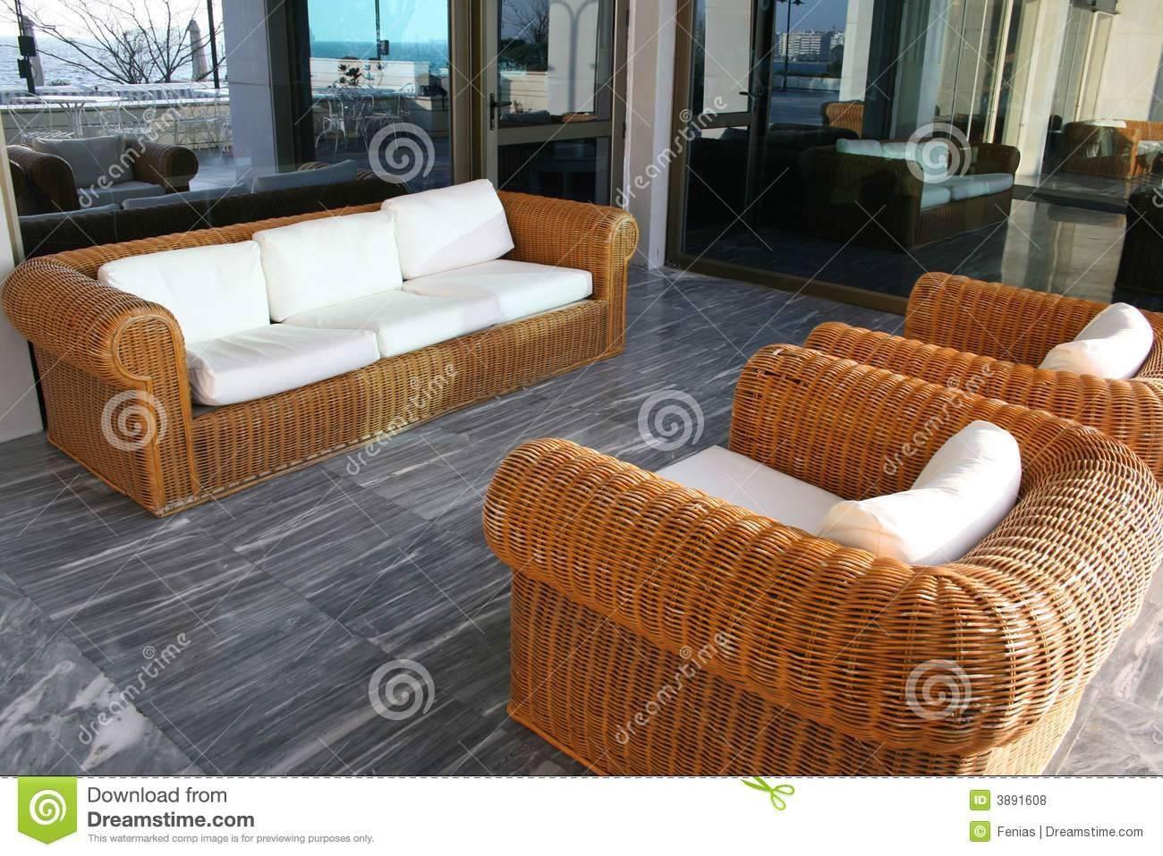 Bamboo Sofa Royalty Free Stock Photos - Image: 3891608 in Bamboo Sofas (Image 3 of 15)