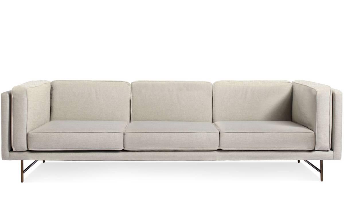 """Bank 96"""" Sofa - Hivemodern in Blu Dot Sofas (Image 2 of 15)"""