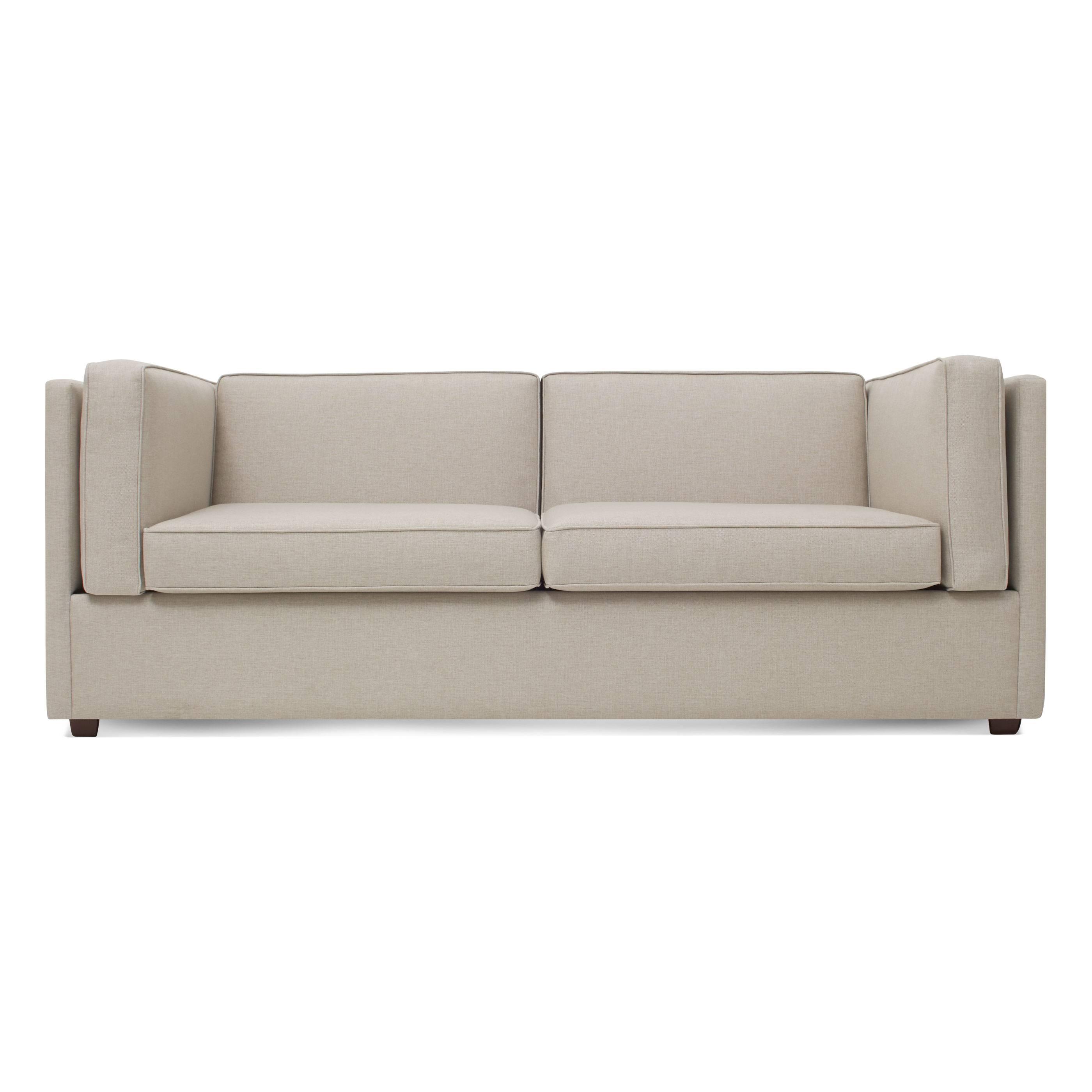 Bank Sleeper Sofa - Deep Seat Sofa Beds | Blu Dot for Blu Dot Sofas (Image 3 of 15)