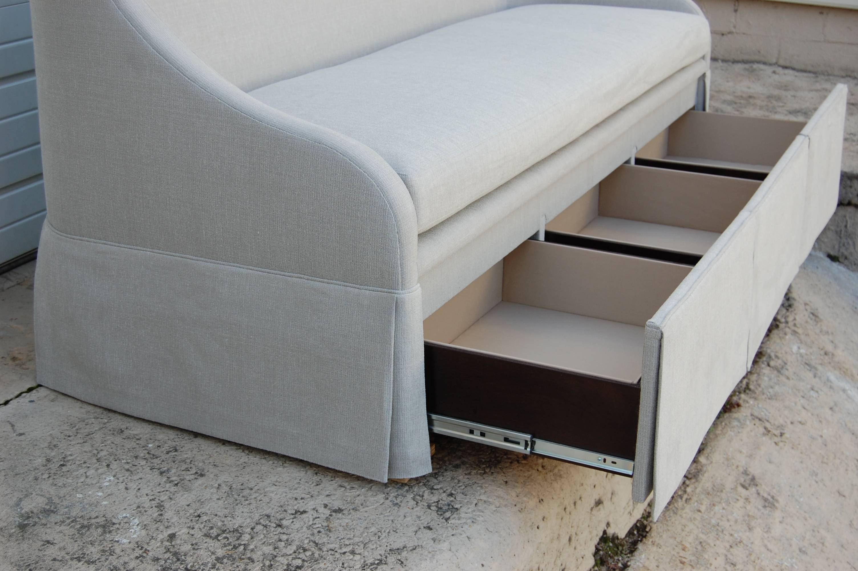 Banquette Furniture With Storage Ideas – Banquette Design with regard to Banquette Sofas (Image 5 of 15)