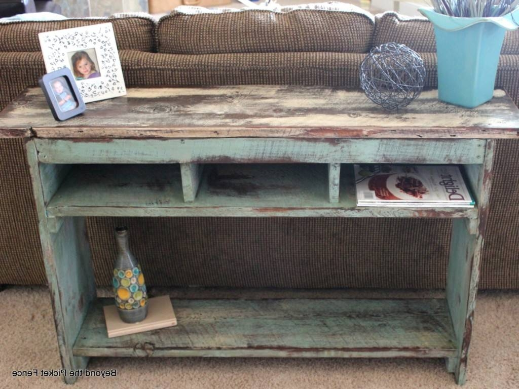 Barnwood Sofa Table | Furniture Definition Pictures within Barnwood Sofa Tables (Image 5 of 15)