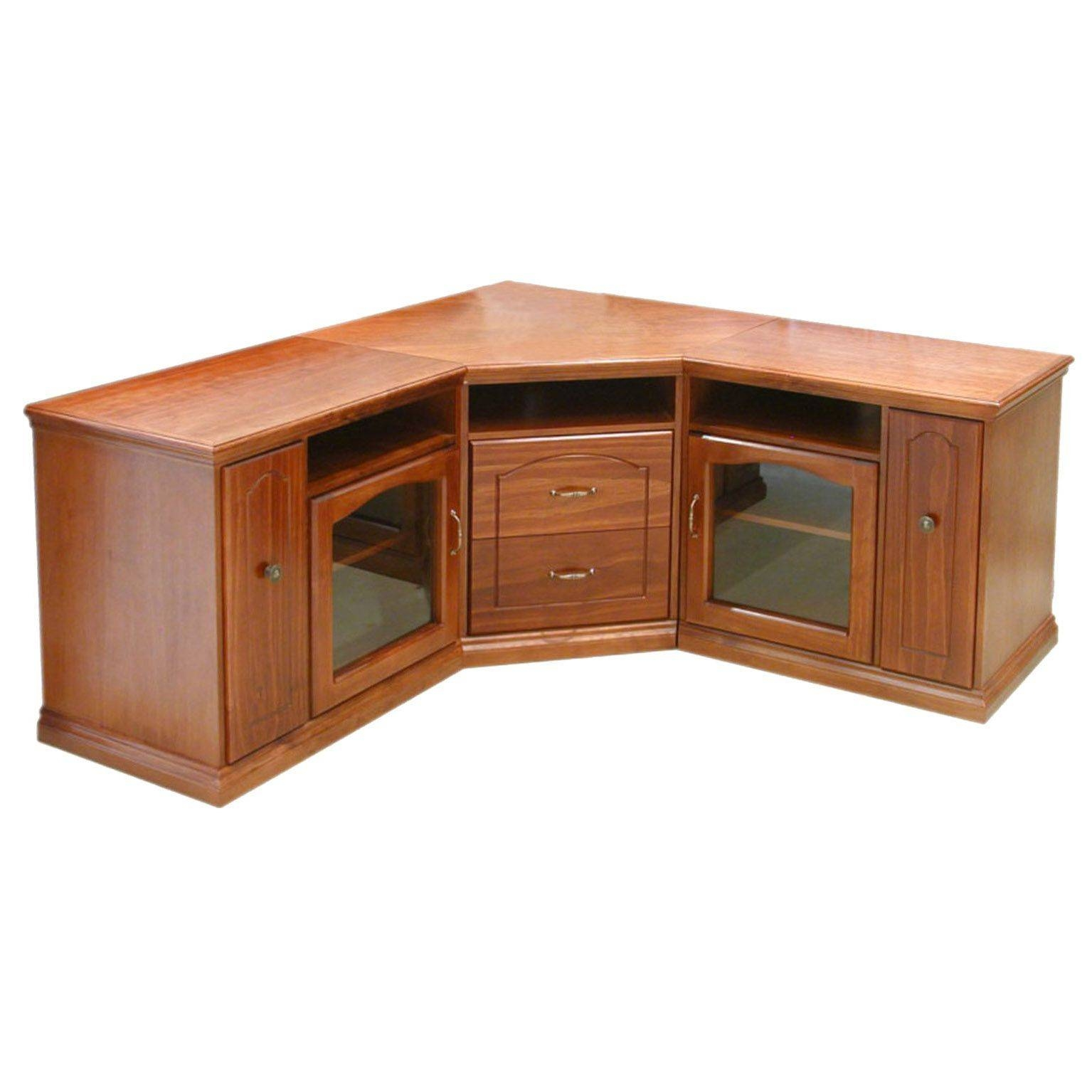 Barossa Corner Tv Unit - Wohlers pertaining to Corner Tv Units (Image 1 of 15)
